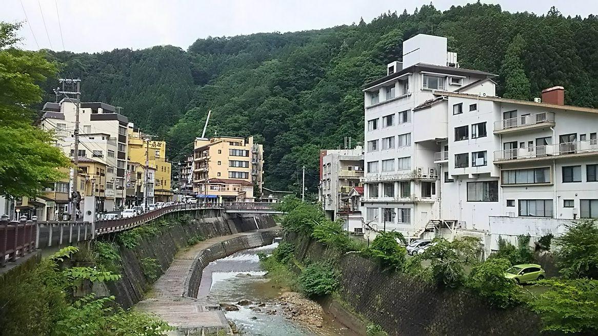 土湯温泉 福島