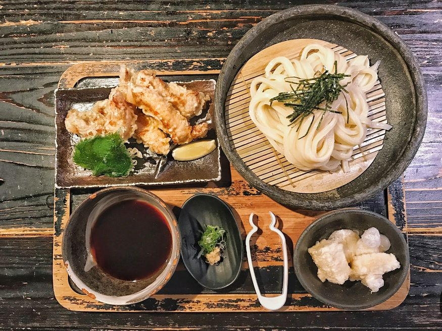 麺 蔵 山元